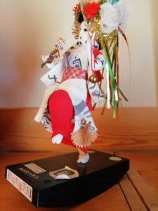 Haneto-tanssijanukke Neputafestivaalista